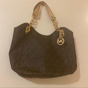 Michael Kors Lilly Tote Shoulder Bag